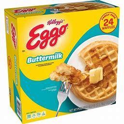 Image result for eggo frozen waffles