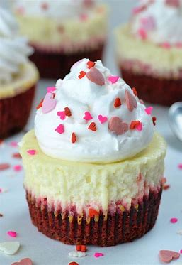 Image result for cheesecake cupcakes